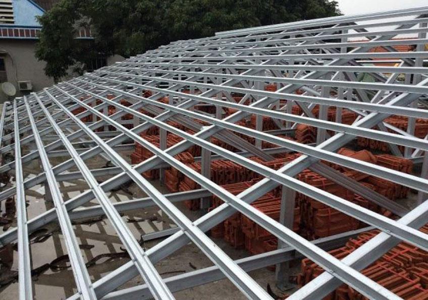 hệ thống mái nhà