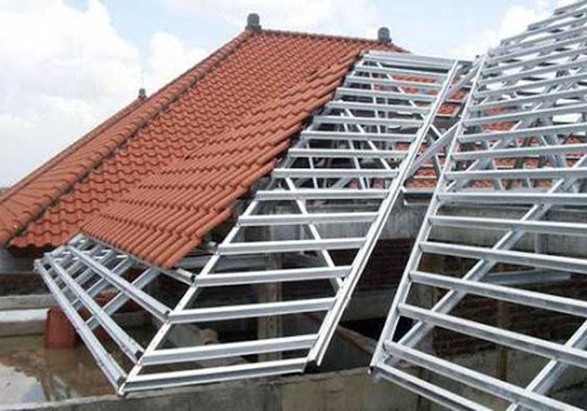 Những lưu ý cần phải biết khi thiết kế mái nhà