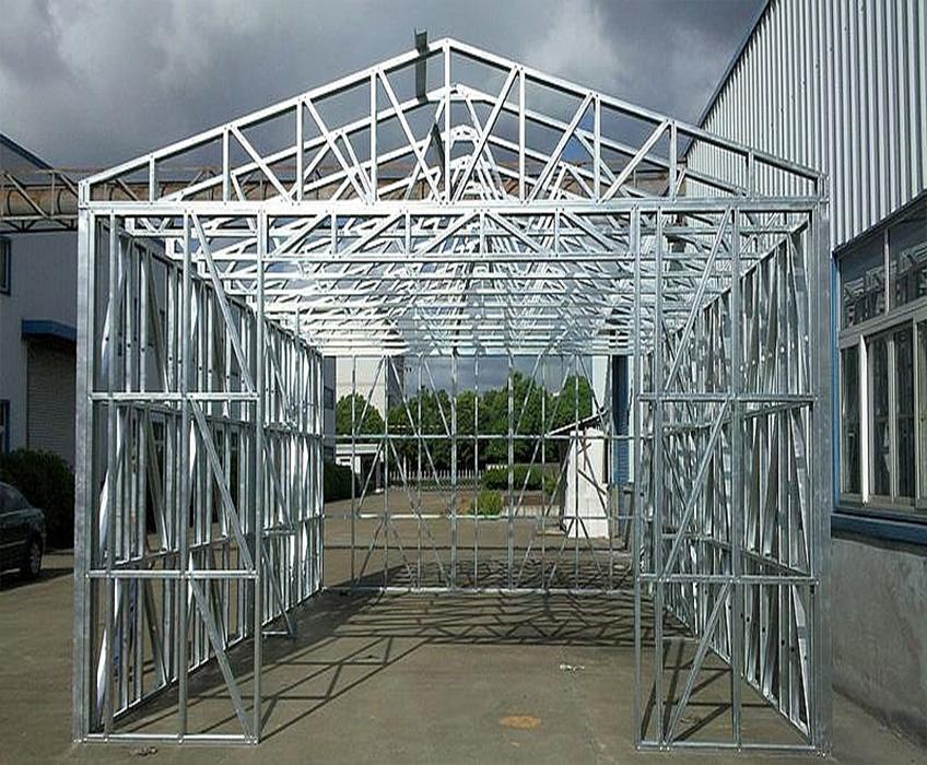 Ưu điểm của nhà khung thép nhẹ trong ngành xây dựng