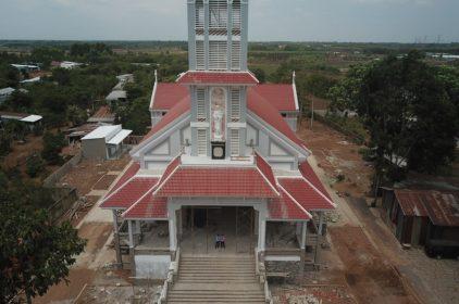 Công trình Nhà thờ Minh Tín – Thống Nhất – Dầu Giây