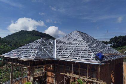 Công trình Anh Tuấn – Đai Lào Bảo Lộc Lâm Đồng