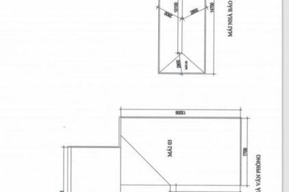Cách tính diện tích mái ngói đơn giản và chính xác nhất