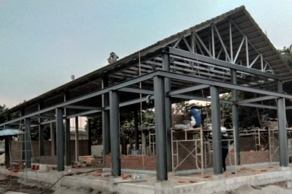 Tổng hợp 3 Loại vật liệu cơ bản để xây dưng nhà khung thép